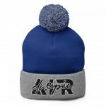 Royal/ Heather Grey